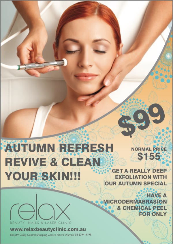 Autumn Beauty Special